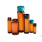 Image of Amber Borosilicate Sample Vials