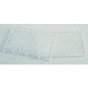 WELL PLATE CLEAR PLASTIC, 96 WELLS, PK10
