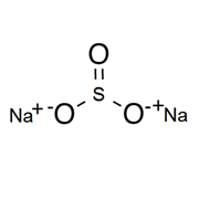 GR ACS Sodium Sulfite, Anhydrous