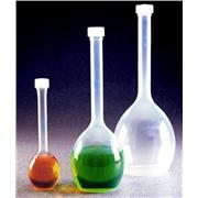 Class B Polymethypentene (PMP) Volumetric Flasks
