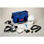 Air-Mate� Vinyl Belt-Mounted High Efficiency HE Powered Air Purifying Respirator PAPR System