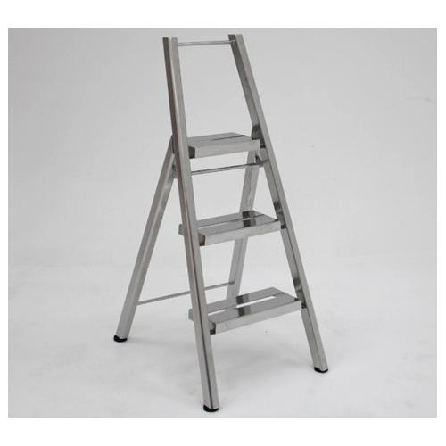 Biosafe 174 Heavy Duty Folding Cleanroom Step Ladders