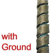 XtremeFLEX® BIH-G Grounded Heavy Insulated Heating Tapes