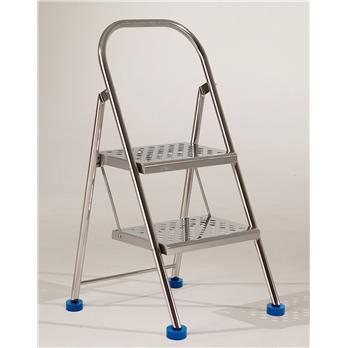Biosafe 174 Folding Cleanroom Step Ladders