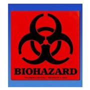 Image of Biohazard Warning Labels
