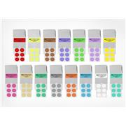 "LABTAG™ Cryogenic Color Dot Label Rolls (0.50"")"