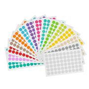 "LABTAG™ Cryogenic Color Dot Labels for 1.5mL Microtubes (0.50"")"