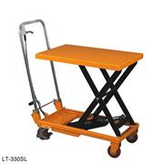 Folding Handle Scissors Lift Tables