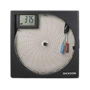 "8"" (203mm) Temperature & Humidity Chart Recorder"