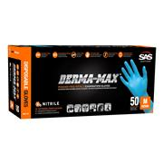 Derma-Max™ Powder-Free Nitrile Disposable Gloves