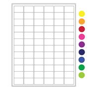 "Cryo-Lazr-Tag™ Cryogenic Removable Labels for Laser Printers, 1.26"" x 0.87"""
