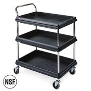 Deep Ledge Utility Carts