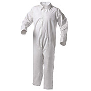 Image of KLEENGUARD* A35 Liquid & Particle Protection Apparel, Coverall