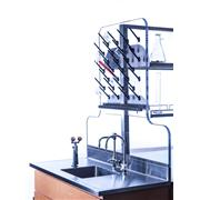 Image of Stainless Steel Face Mount Drip Troughs