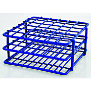 Epoxy-Coated Wire Test Tube Rack