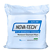 Image of NOVA-TECH™ Lint Free Nonwoven Cleanroom Wipes