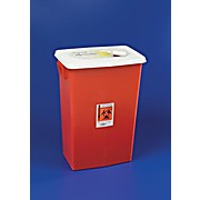 SharpSafety™ Large Volume Sharps Containers