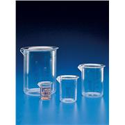 Griffin Beakers - Low Form, PMP, Blue Printed Graduations