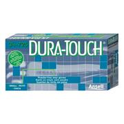 34-725 Dura-Touch® Standard Disposable Vinyl Gloves