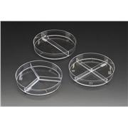 Compartment Petri Dishes