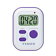 DURAC Single Channel Timer with Triple Alarms