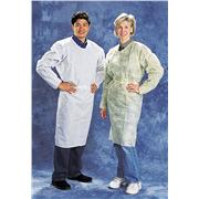 Image of Lightweight Polypropylene Isolation Gowns
