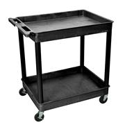 Two Shelf Tub Cart, Large