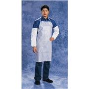 Image of Cleanroom White PE Coated Aprons