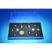 1//8 Chemware PTFE Balls 100//Pack