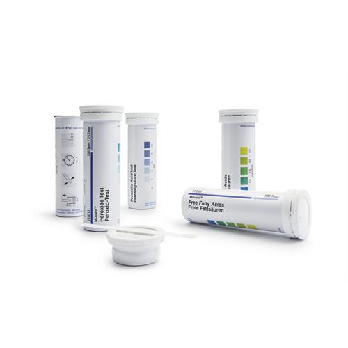 Mquant Sulfite Test Method Colorimetric With Test Strips