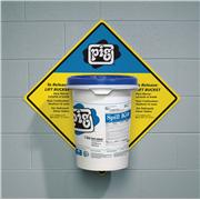 Image of Sign for PIG® Spill Kit in Bucket