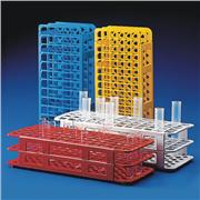 25mm, 40-Place Polypropylene Test Tube Racks