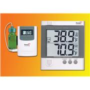 Traceable® Wireless Radio-Signal Refrigerator Thermometer