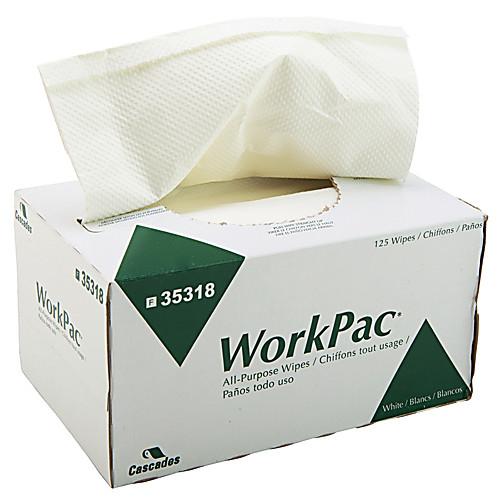 WorkPac® All-Purpose Wipes