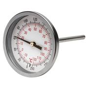 H-B Durac® Bi-Metallic Dial Thermometers