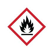 GHS Label, Flammable