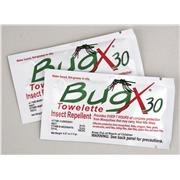 BugX® Towelettes