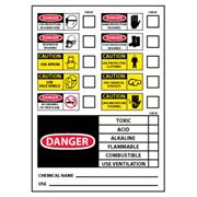 Image of Chemical ID Labels