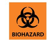 Biohazard, Caution Biological Hazard With Graphic Signs