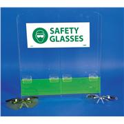 Safety Glasses Acrylic Dispenser