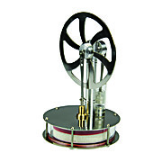 Low T Differential Stirling Engine