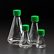 Erlenmeyer and Fernbach Flasks
