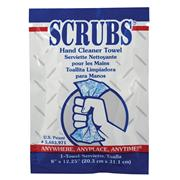 Image of SCRUBS® Hand Cleaner Towels