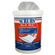 Image of SCRUBS® do-it ALL™ Germicidal Cleaner Wipes