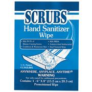 SCRUBS® Hand Sanitizer Wipes