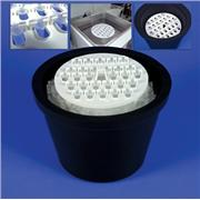 Prep Safe™ Floating Microcentrifuge Tube Rack