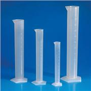 Graduated Cylinder - PP, Molded Graduations