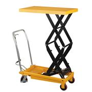 Double Scissors High Lift Tables
