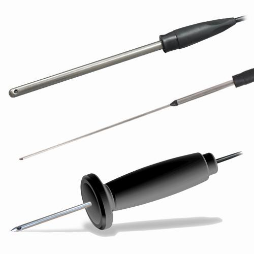 Stainless steel ph probes