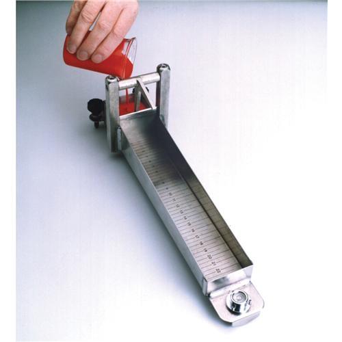 Consistometer Flow Rate Bostwick